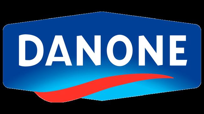 Danone Logo 1993-2005