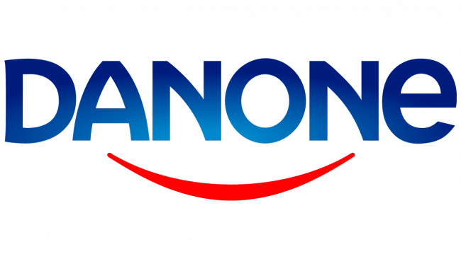 Danone Logo 2017-oggi