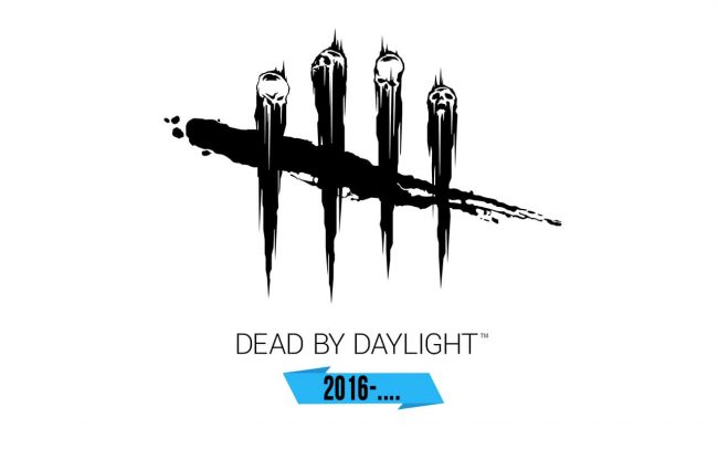 Dead by Daylight Logo Storia