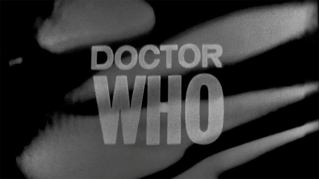 Doctor Who Logo 1963-1967
