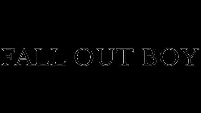 Fall Out Boy Logo 2005-2007