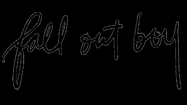 Fall Out Boy Logo 2007-2008