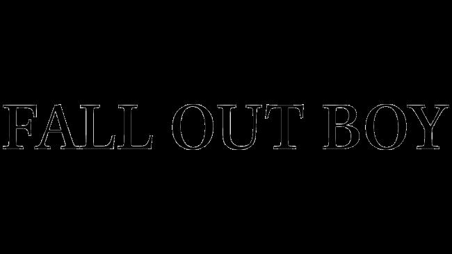 Fall Out Boy Logo 2016-2018