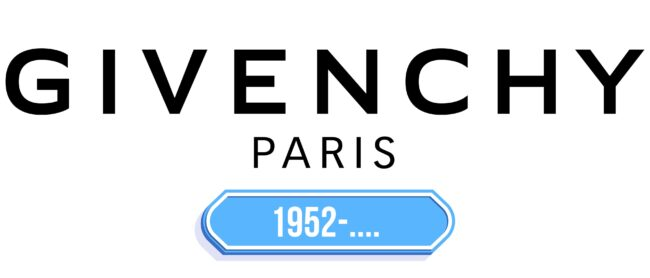 Givenchy Logo Storia