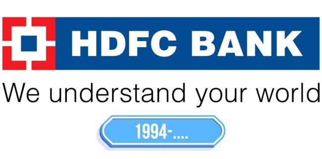 HDFC Bank Logo Storia