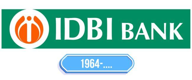 IDBI Bank Logo Storia