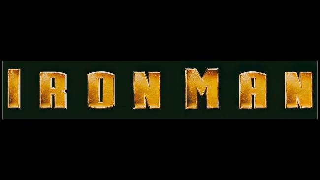 Iron Man Logo 2007-2008