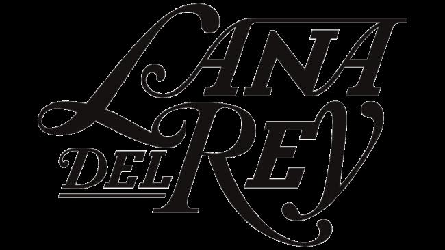 Lana Del Rey Logo 2011-2012 and 2015-2019