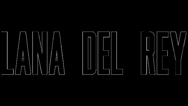 Lana Del Rey Logo 2012-2015