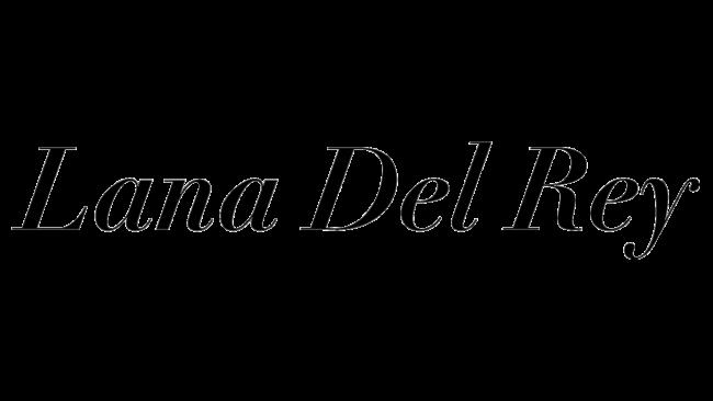 Lana Del Rey Logo 2020-2021