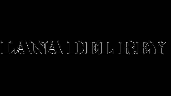 Lana Del Rey Logo 2021-oggi