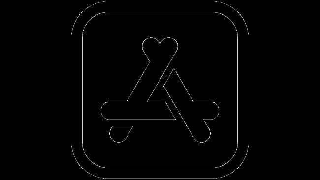 Logo della App Store
