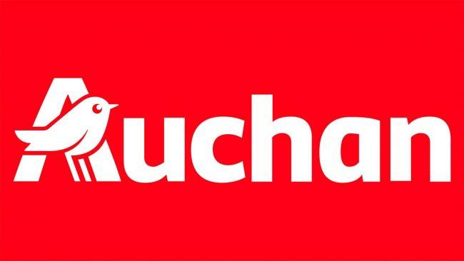Logo della Auchan