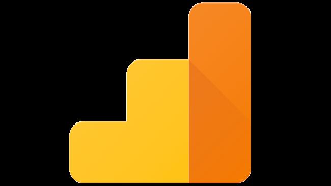 Logo della Google Analytics