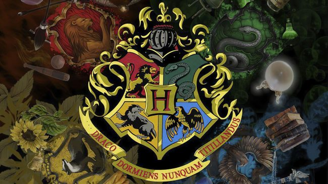 Logo della Hogwarts