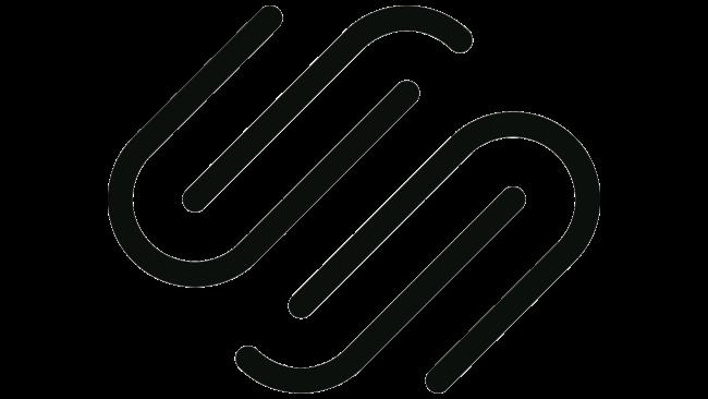 Logo della Squarespace