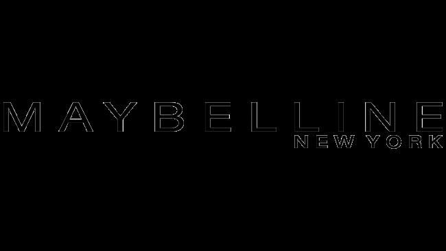 Maybelline Logo 1996-2002