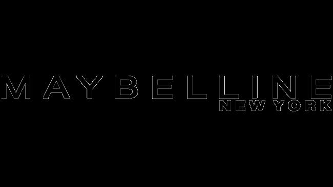 Maybelline Logo 2019-oggi