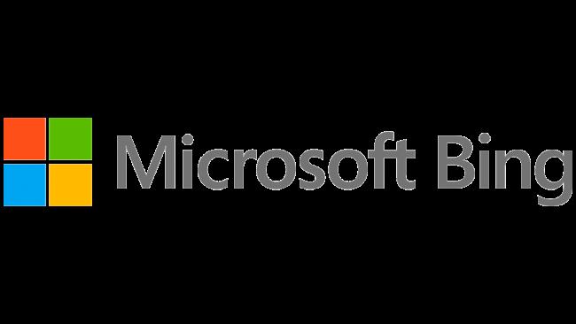 Microsoft Bing Logo 2020-oggi