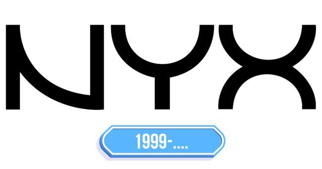 NYX Logo Storia