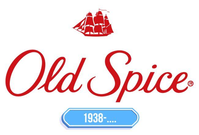 Old Spice Logo Storia