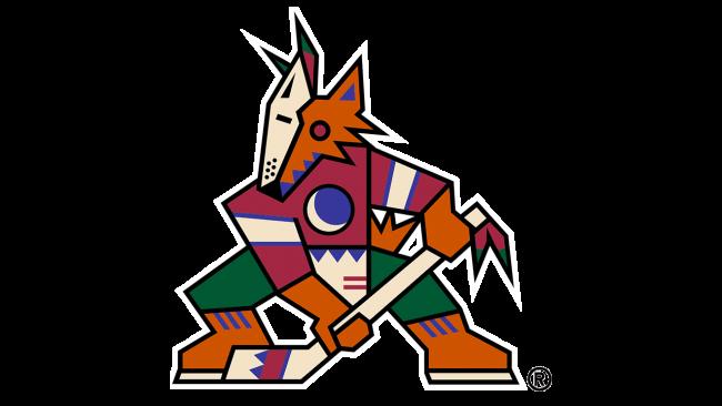 Phoenix Coyotes Logo 1999-2003