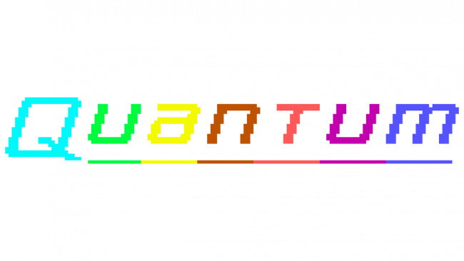 Quantum Computer Services Logo 1985-1991