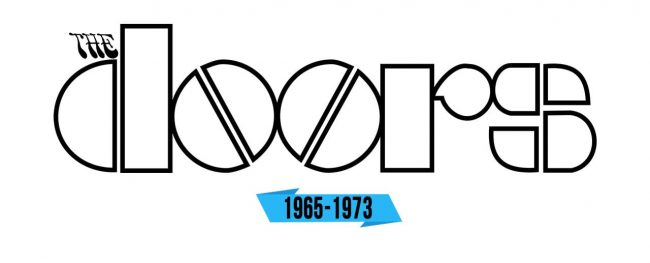 The Doors Logo Storia