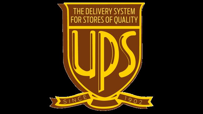 UPS Logo 1937-1961