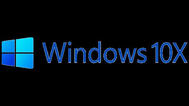 Windows 10X Logo 2020-oggi