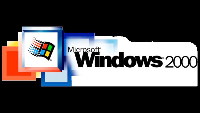 Windows 2000 Logo 2000-2010