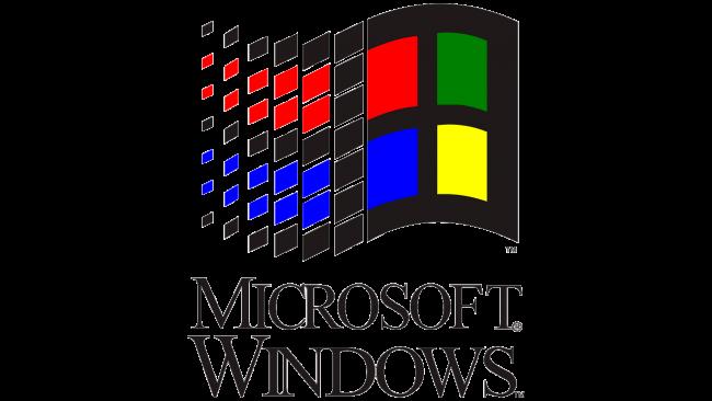 Windows 3.1x Logo 1992-2001