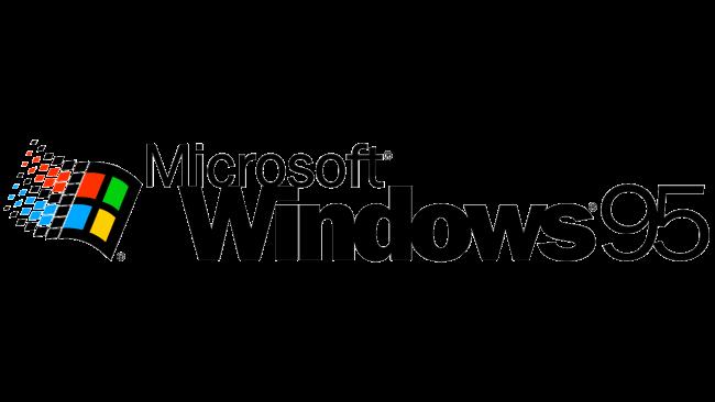 Windows 95 Logo 1995-2001