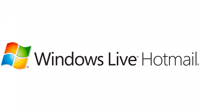 Windows Live Hotmail Logo 2007-2010