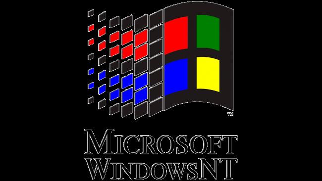 Windows NT 3.1 Logo 1993-2001