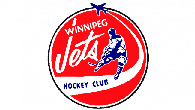 Winnipeg Jets Logo 1972-1973