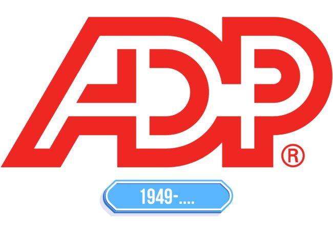 ADP Logo Storia
