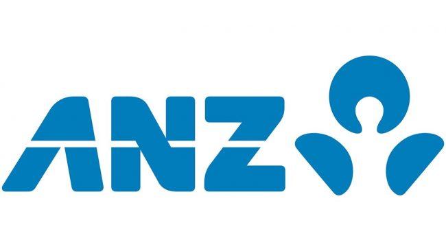 ANZ Australia and New Zealand Banking Logo 2009-oggi
