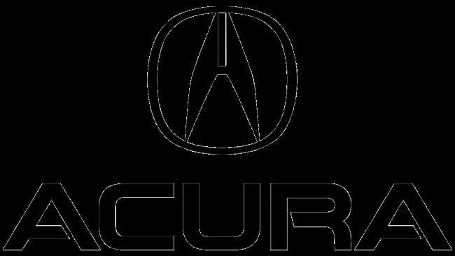 Acura Logo 1989-oggi