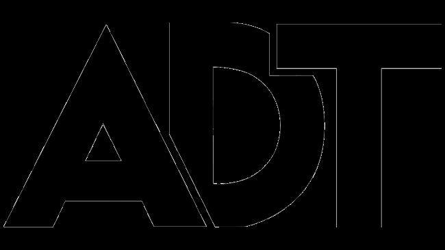 American District Telegraph Logo 1950s-1989
