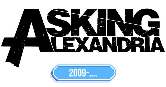 Asking Alexandria Logo Storia