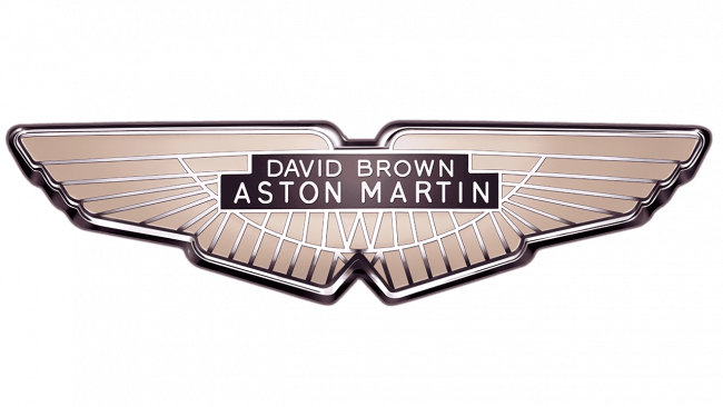 Aston Martin Logo 1950-1971