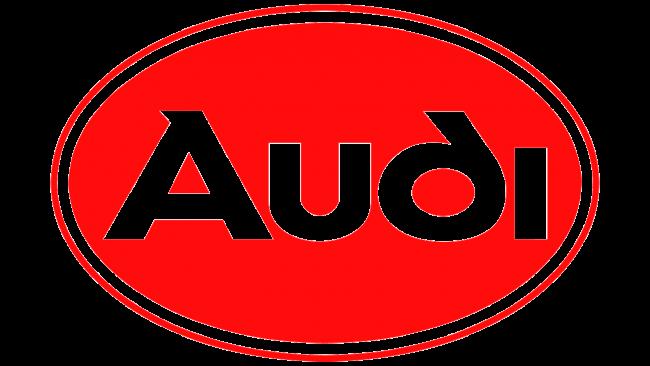 Audi Logo 1978-1995