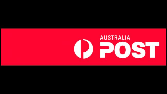 Australia Post Logo 1996-2014
