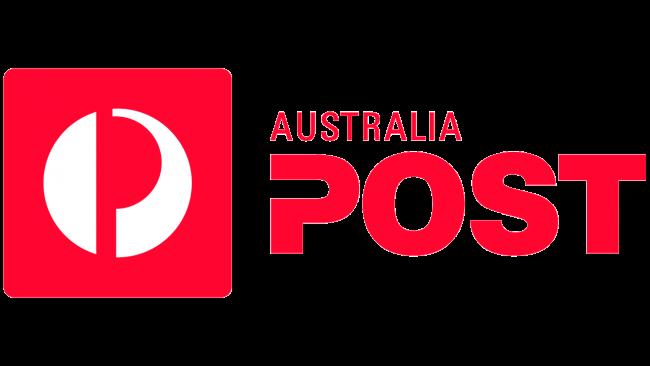 Australia Post Logo 2014-2019