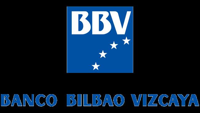Banco Bilbao Vizcaya BBV Logo 1989-2000
