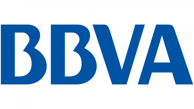 Banco de Bilbao Vizcaya Argentaria BBVA Logo 2000-2019