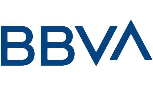 Banco de Bilbao Vizcaya Argentaria BBVA Logo 2019-oggi