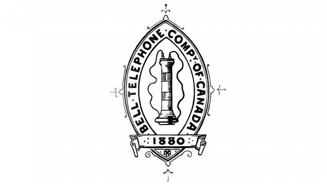 Bell Logo 1880-1891