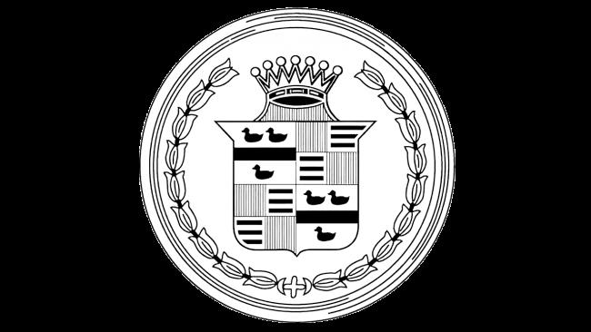 Cadillac Logo 1920-1933